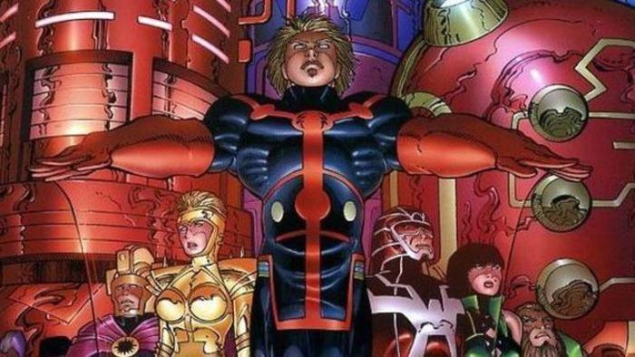 Marvel Knights: Eternals - Trailer