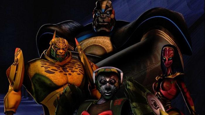 Transformers: Beast Machines - Opening