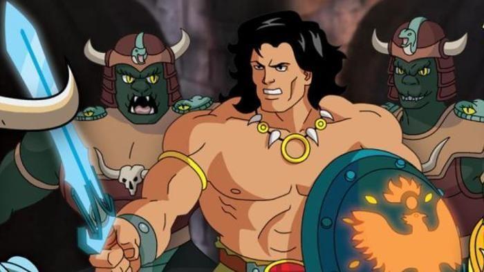 Conan The Adventurer - Trailer