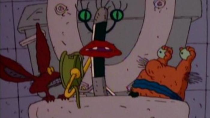 Aaahh!!! Real Monsters - Opening