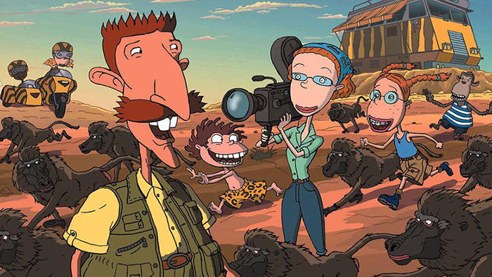 The Wild Thornberrys - Opening