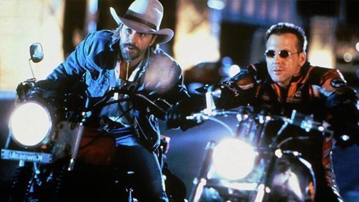 Harley Davidson and the Marlboro Man - Trailer