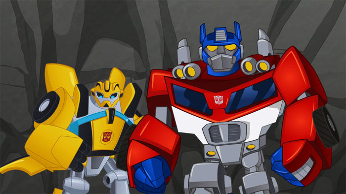 Product detail rescuebots 1