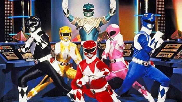 Mighty Morphin Power Rangers - Opening