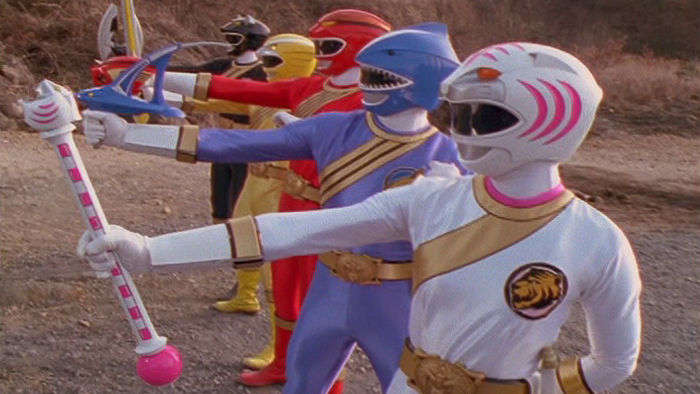 Power Rangers: Wild Force - Opening
