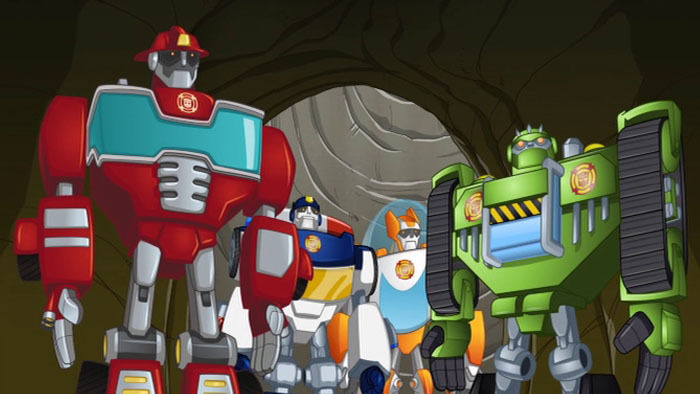 Product detail transformers rescuebots 2
