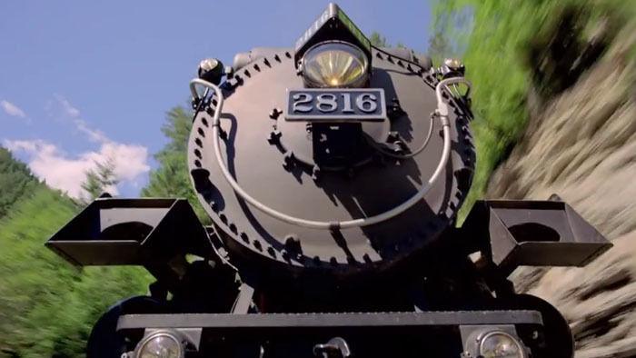 IMAX Rocky Mountain Express - Trailer