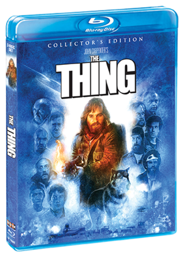 Image result for The Thing blu-ray