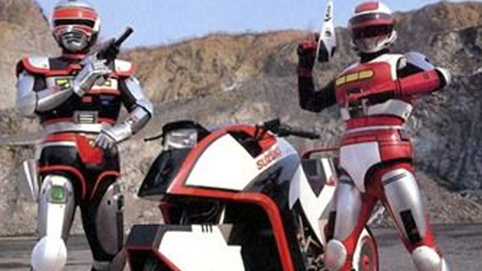 VR Troopers - Opening