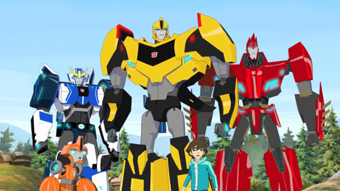 Transformers: Robots in Disguise - Opening