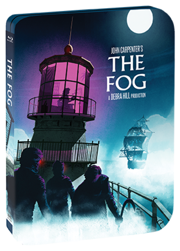 The Fog [Limited Edition Steelbook] | Shout! Factory