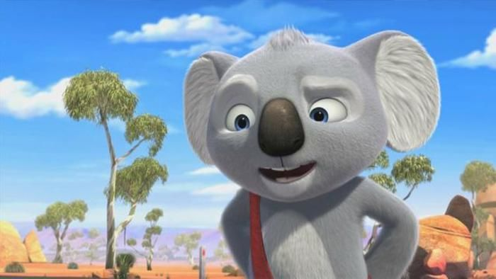 Blinky Bill The Movie - Trailer