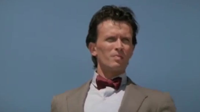 The Adventures Of Buckaroo Banzai Across The 8th Dimension - Trailer