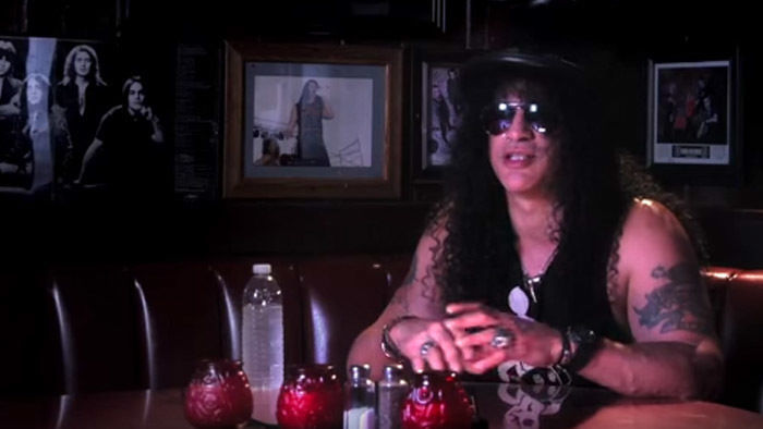 Slash: Raised on the Sunset Strip - Trailer