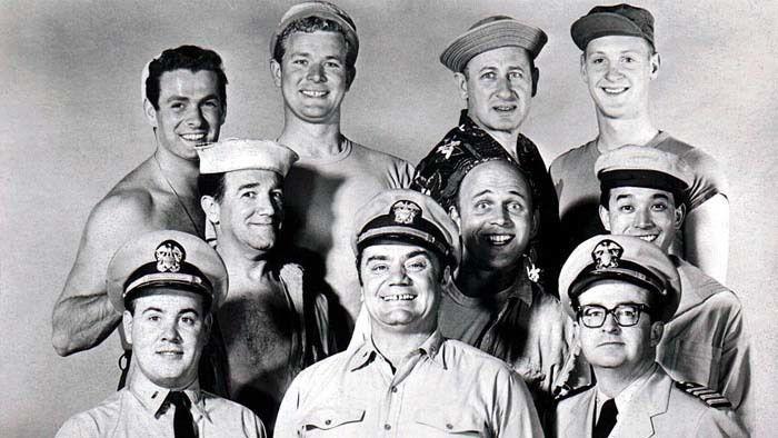 McHale's Navy - Opening