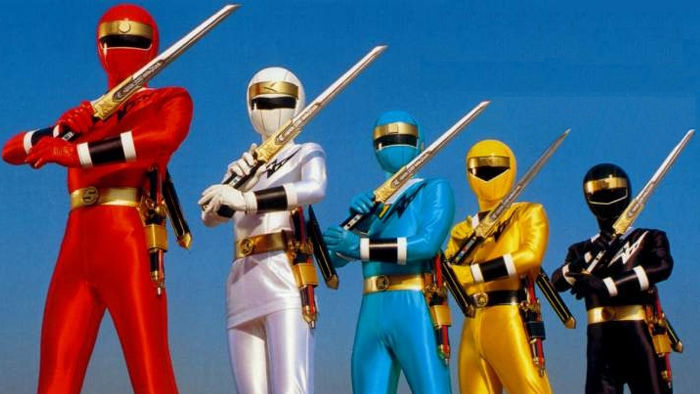 Ninja Sentai Kakuranger - Opening