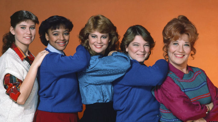The Facts Of Life - Opening