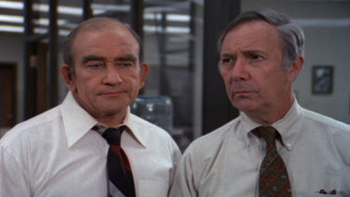 Lou Grant - Opening Sequence