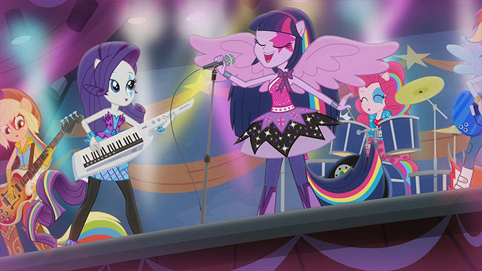 My Little Pony: Equestria Girls - Rainbow Rocks - Trailer