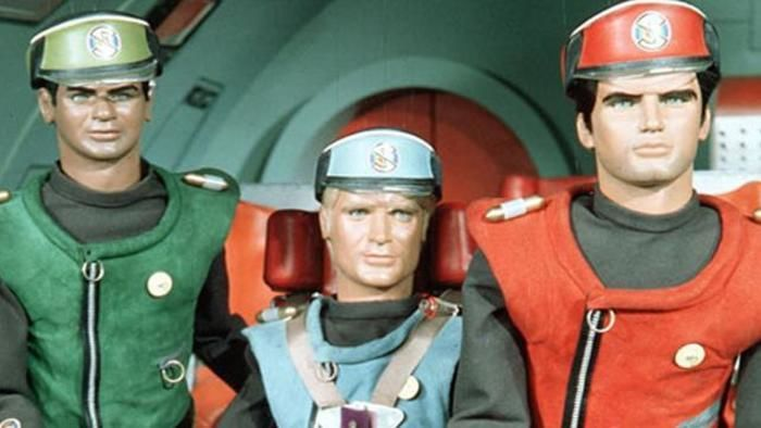 Captain Scarlet And The Mysterons - Opening