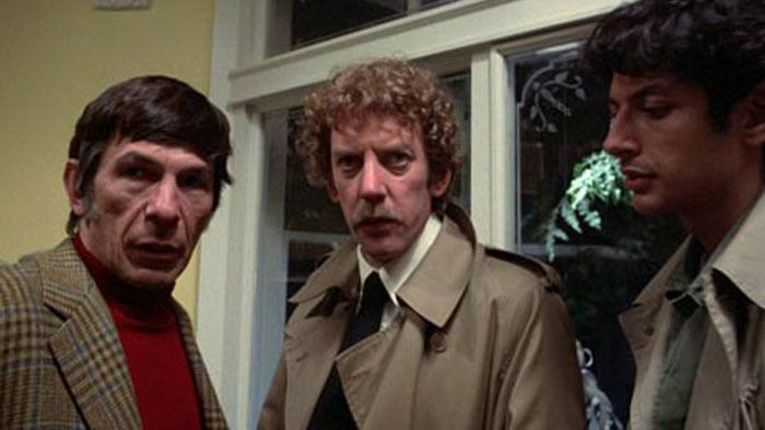 Invasion Of The Body Snatchers - Trailer