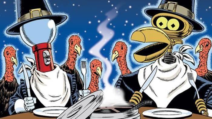 MST3K: Volume XXXI, The Turkey Day Collection - Trailer