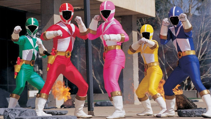 Power Rangers: Lightspeed Rescue - Opening