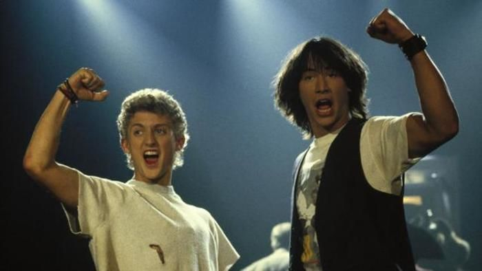 Bill & Ted's Excellent Adventure - Trailer