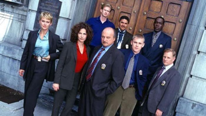 NYPD Blue: Season 6 - Opening