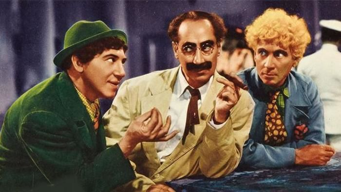 Marx Brothers - Clip