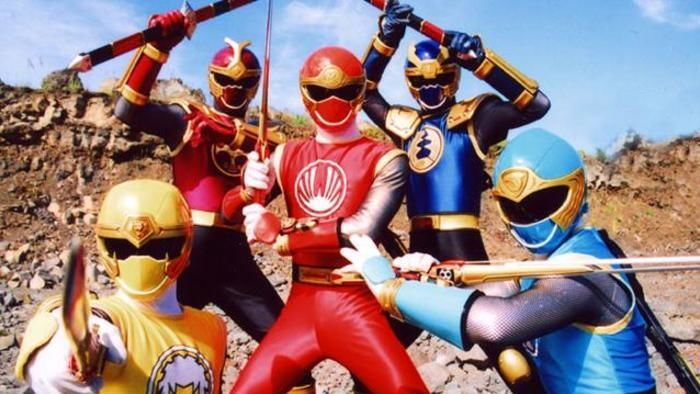 Power Rangers: Ninja Storm - Opening Sequence