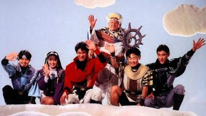 Super Sentai Zyuranger - Opening