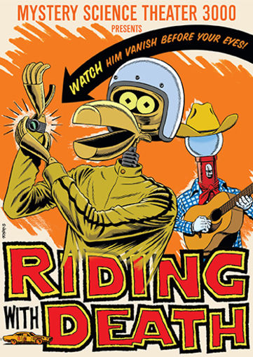 Image result for mst3k Riding with Death