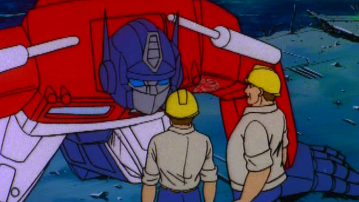 Transformers: More Than Meets The Eye - Opening