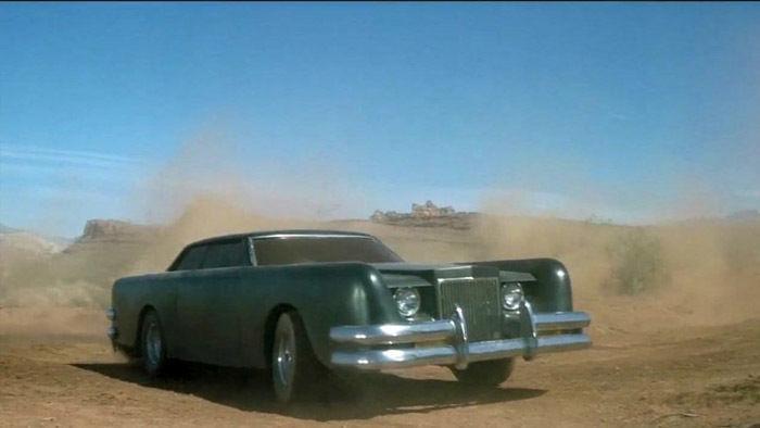 The Car - Trailer