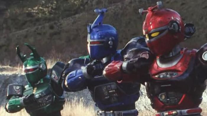 Big Bad Beetleborgs - Opening