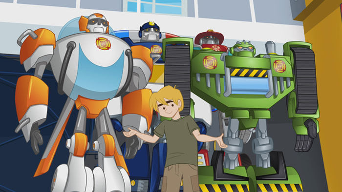Product detail rescuebots
