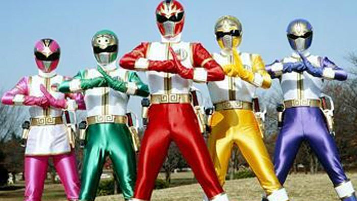 Gosei Sentai Dairanger - Opening