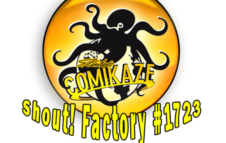 Shout Factory at Comikaze