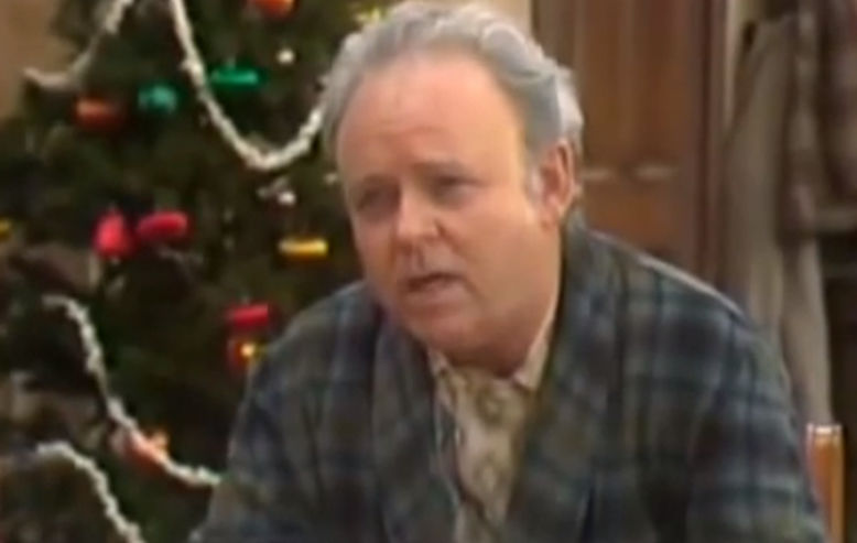All In The Family Christmas Episode