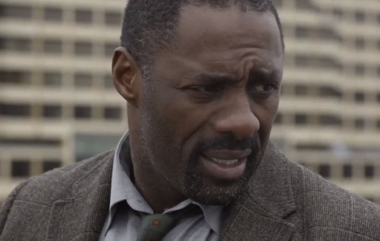 Idris Elba in Luther, possible James Bond?