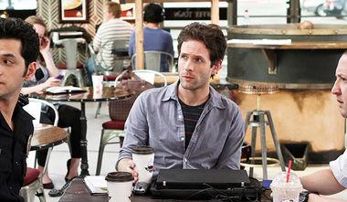 Coffee Town starring Glenn Howerton, Josh Groban and Adrianne Palicki