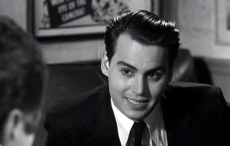 Johnny Depp in Tim Burton's Ed Wood