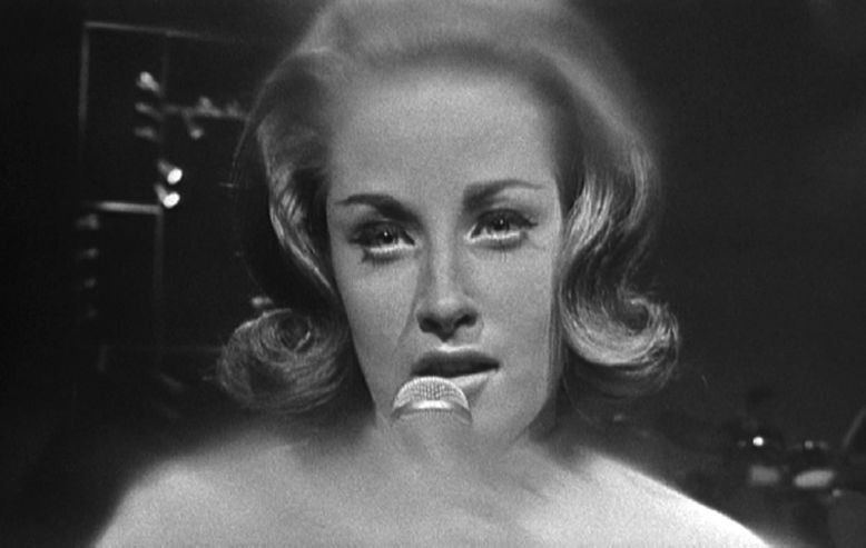 Lesley Gore on the T.A.M.I. Show
