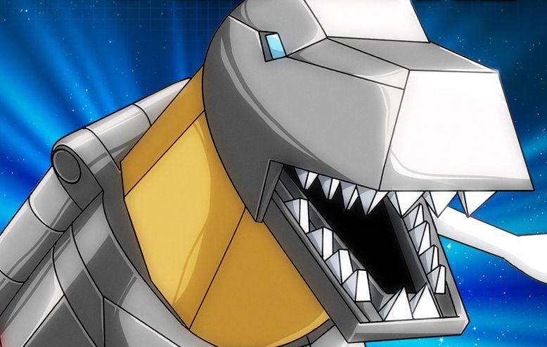 Roar Of The Dinobots