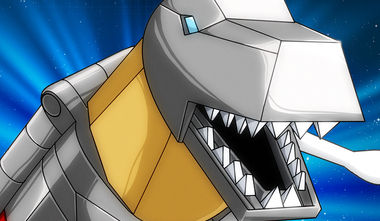 Roar Of The Dinobots