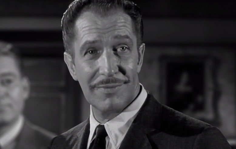 Vincent Price turns 104 today