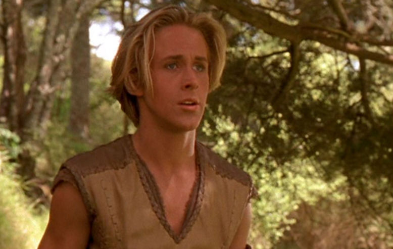 Ryan Gosling in Young Hercules