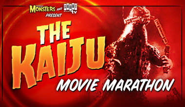 Kaiju Movie Marathon