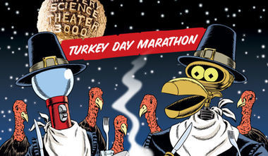 MST3K Turkey Day Marathon